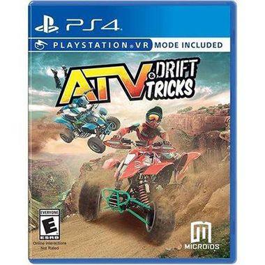 Atv Drift e Tricks PS VR – PS4