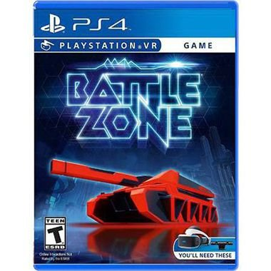 Battlezone PS VR – PS4