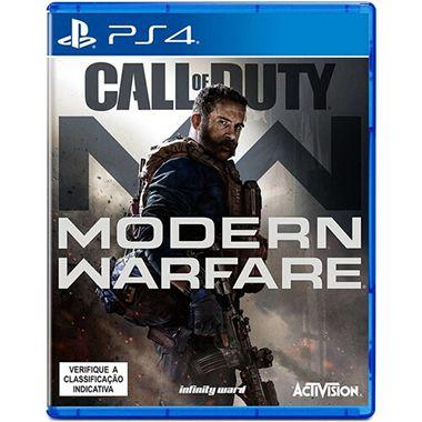 Call Of Duty Modern Warfare – PS4