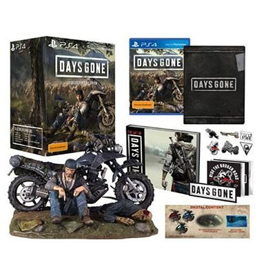 Days Gone Collector's Edition – PS4