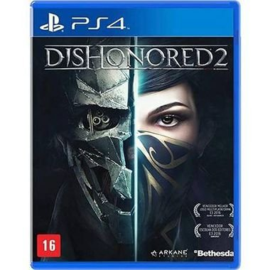 Dishonored 2 – PS4