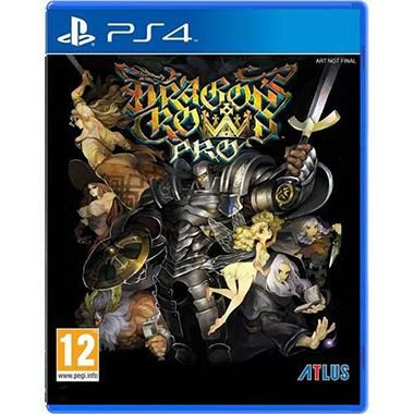 Dragon's Crown Pro Battle Hardened Edition – PS4