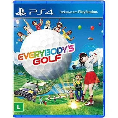 Everybody's Golf – PS4