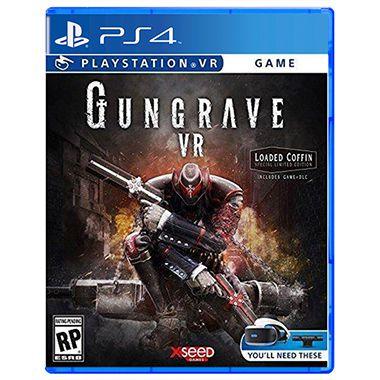 Gungrave PS VR – PS4