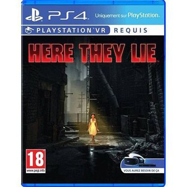 Here They Lie PS VR – PS4