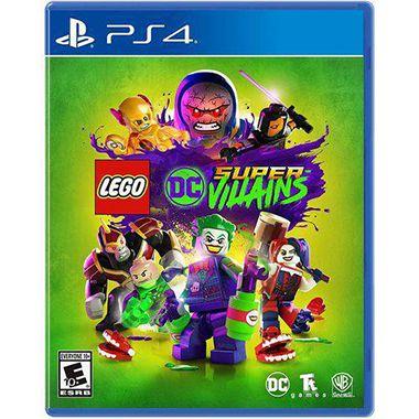 LEGO DC Super-Villains – PS4