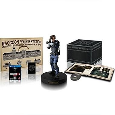 Resident Evil 2 Remake Collector's Edition – PS4