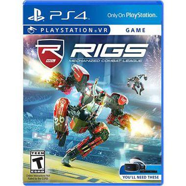 RIGS Mechanized Combat League VR – PS4