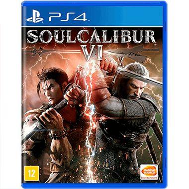 SoulCalibur VI – PS4