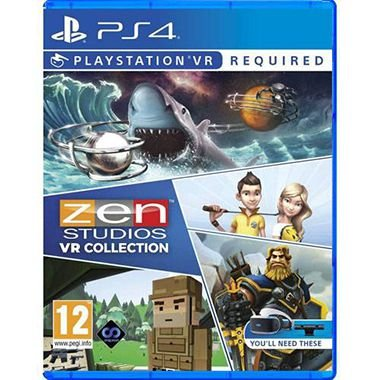 Zen Studios Ultimate VR Collection - PS4