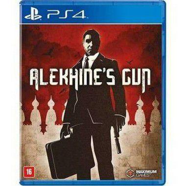 Alekhine's Gun Seminovo – PS4
