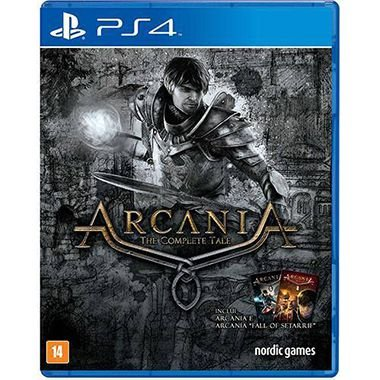 Arcania The Complete Tale Seminovo – PS4