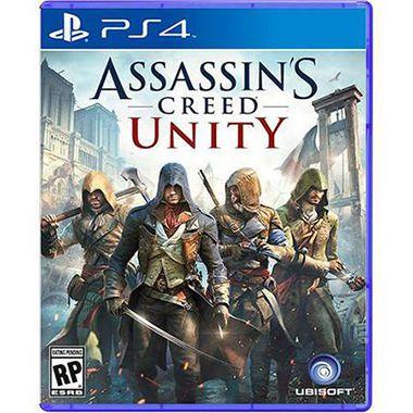 Assassin's Creed Unity Seminovo – PS4