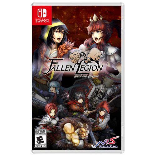 Fallen Legion Rise To Glory – Nintendo Switch