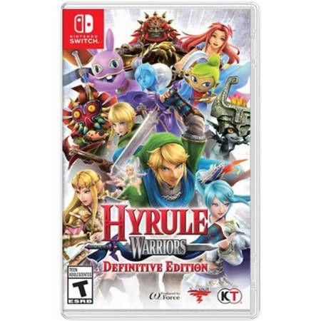 Hyrule Warriors Definitive Edition – Nintendo Switch