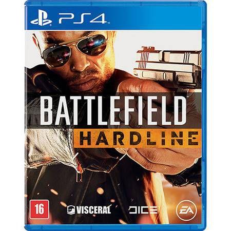 Battlefield Hardline Seminovo – PS4