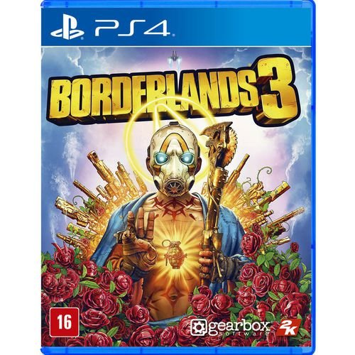 Borderlands 3 Seminovo – PS4