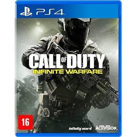 Call Of Duty Infinite Warfare Seminovo – PS4