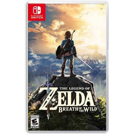 The Legend Of Zelda Breath Of The Wild – Nintendo Switch