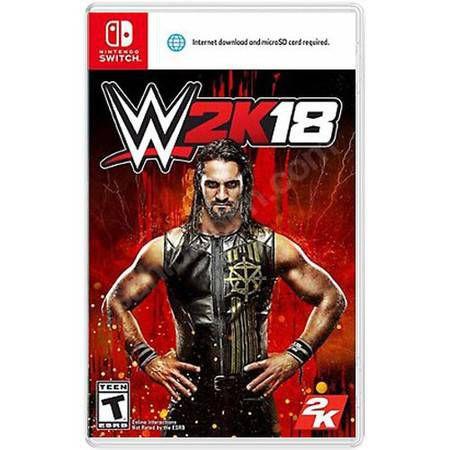 WWE 2K18 – Nintendo Switch