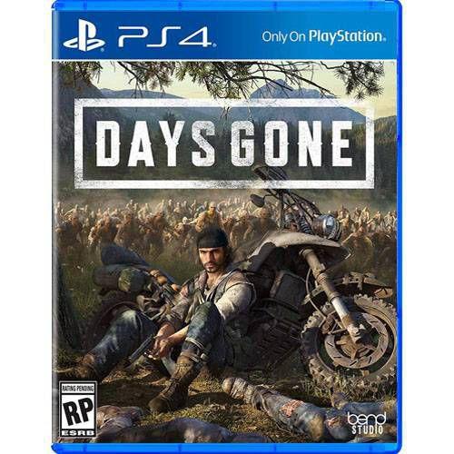 Days Gone Seminovo - PS4