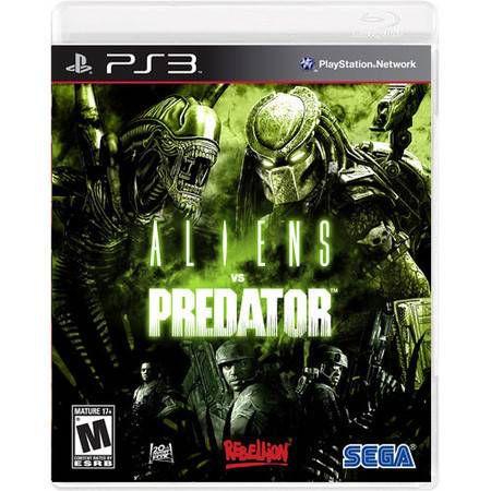 Aliens vs Predator Seminovo – PS3