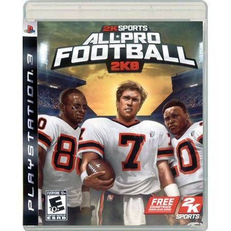 All Pro Football 2K8 Seminovo – PS3