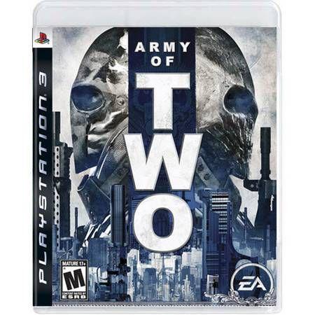 Army Of Two Seminovo – PS3