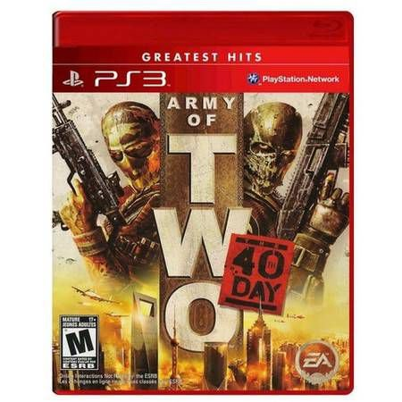 Army Of Two The 40th Day Seminovo – PS3