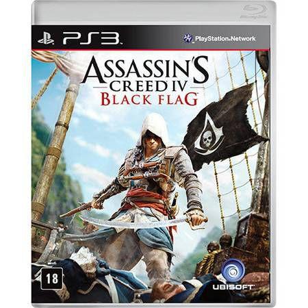 Assassin's Creed IV Black Flag Seminovo – PS3
