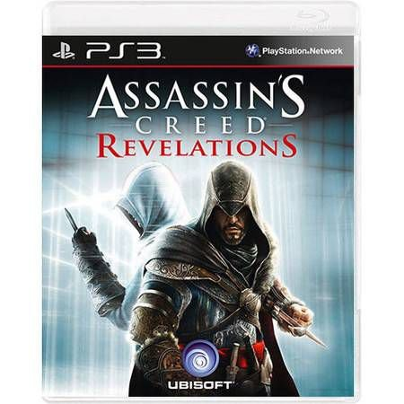Assassin's Creed Revelations Seminovo – PS3