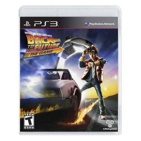 Back To The Future The Game Seminovo – PS3