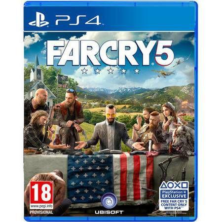 Far Cry 5 Seminovo – PS4