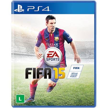 FIFA 15 Seminovo – PS4