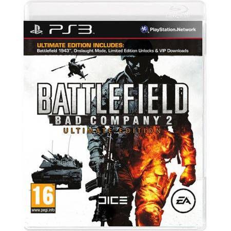 Battlefield Bad Company 2 Seminovo – PS3