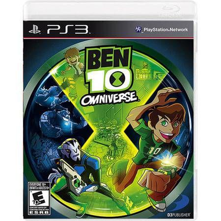 Ben 10 Omniverse – PS3 Seminovo