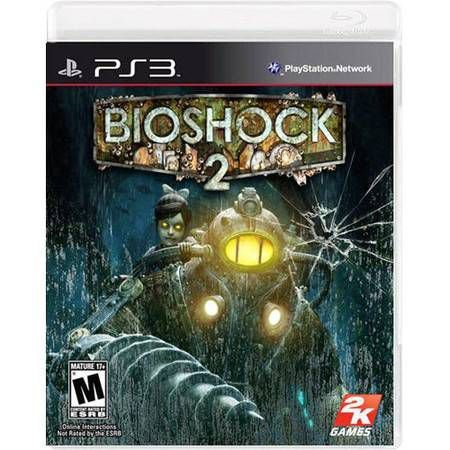 BioShock 2 Seminovo – PS3