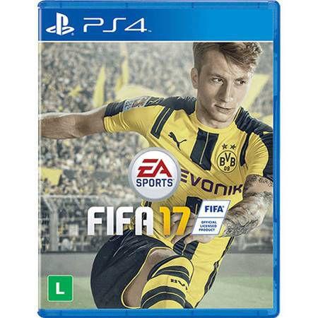 FIFA 17 Seminovo – PS4
