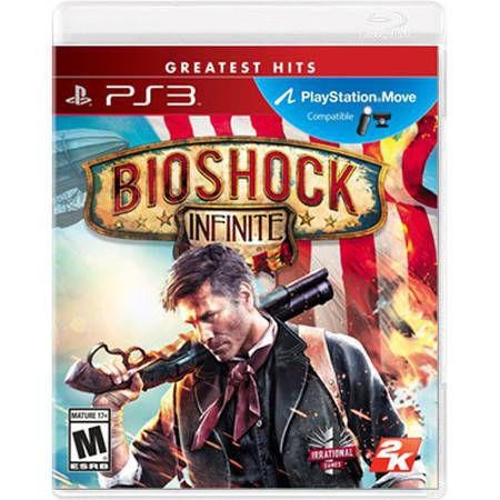 Bioshock Infinite Seminovo – PS3