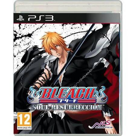 Bleach Soul Resurreccion Seminovo – PS3