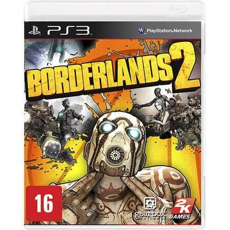 Borderlands 2 Seminovo – PS3