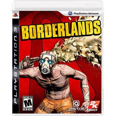 Borderlands Seminovo – PS3
