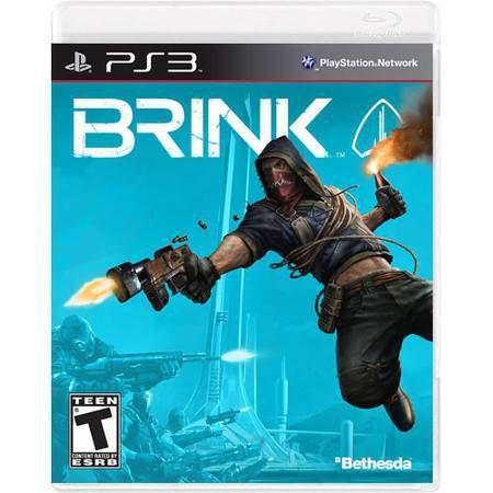 Brink Seminovo – PS3