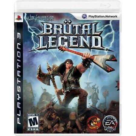 Brütal Legend Seminovo – PS3
