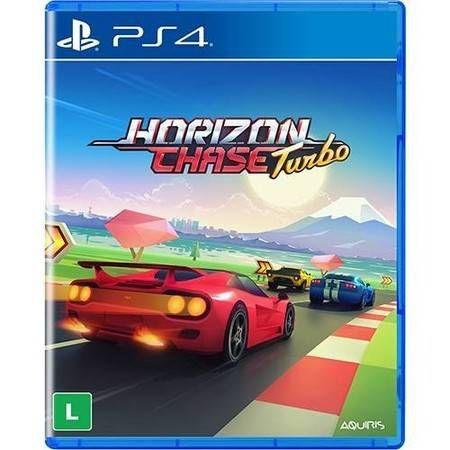 Horizon Chase Turbo Seminovo – PS4