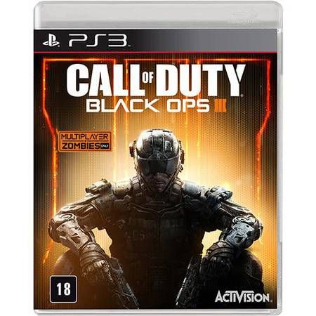 Call Of Duty Black Ops 3 Seminovo – PS3