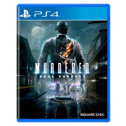 Murdered Soul Suspect Seminovo – PS4