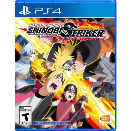 Naruto to Boruto: Shinobi Striker Seminovo – PS4