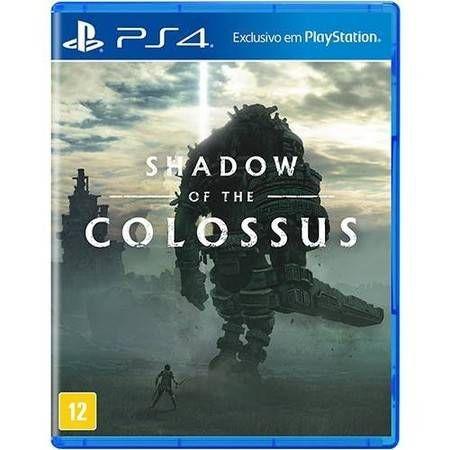 Shadow Of The Colossus Seminovo – PS4
