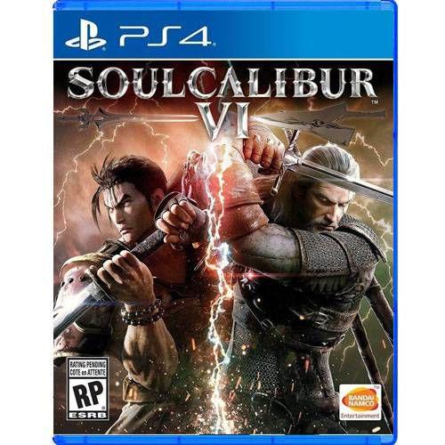SoulCalibur VI Seminovo- PS4